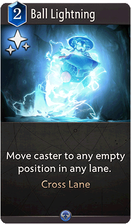 Ball Lightning Card