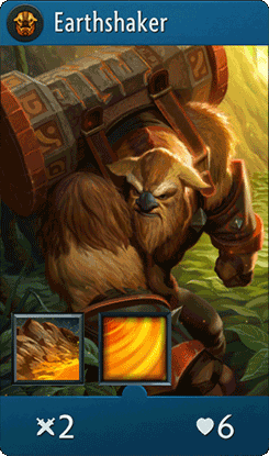 Earthshaker Card