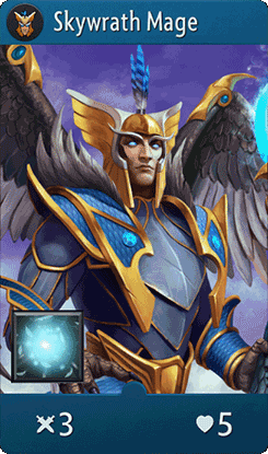 Skywrath Mage Card