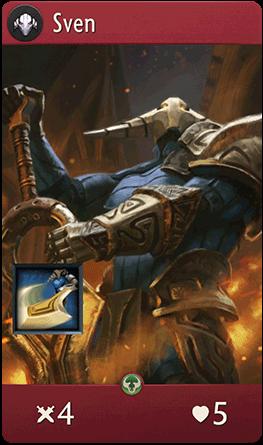 Artifact Hero Tier List - Constructed [ArtifactFire]