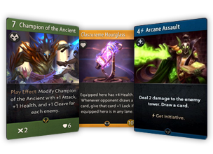 ArtifactFire: Artifact Decks, Card Database & Wiki  Create, Build