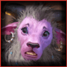 Cursed Satyr Icon