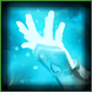 Hand of God Icon