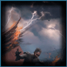 Lightning Strike Icon